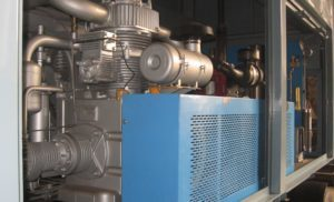industrial air/gas compressor