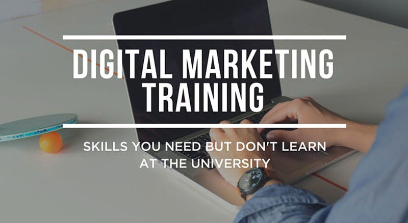 Digital marketing training in Lahore